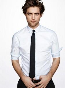Robert Pattinson vai ser pai