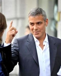 George Clooney pode ser o próximo Jack Ryan.