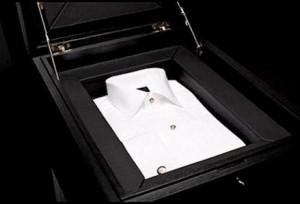 Alexander Amosu cria camisas de até US$ 40 mil