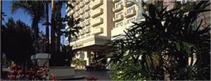 Ameaça de bomba em hotel de Los Angeles