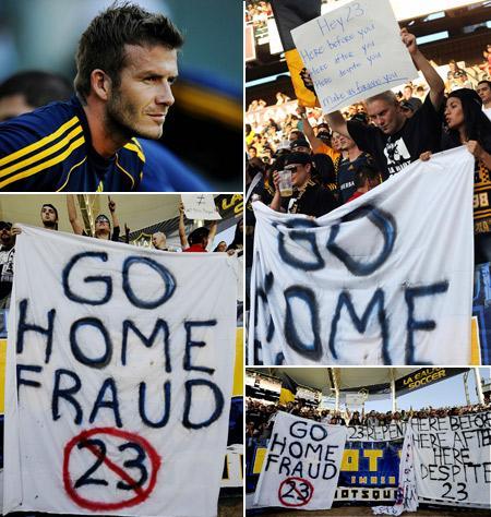 David Beckham: nem tudo que reluz é ouro