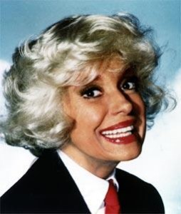 Carol Channing aprova desejo de Johnny Depp de interpretá-la no cinema.
