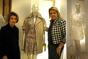 As especialistas em moda Costanza Pascolato e Maria Prata montam looks de verão para a Mixed.