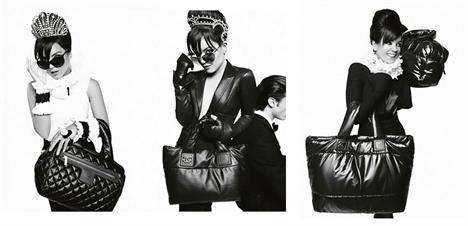 Lilly Allen para a Chanel Coco Cocoon: nova queridinha da moda