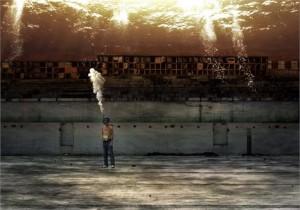 Incrível trabalho fotográfico de Yang Yi