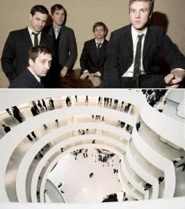 Agenda de shows agita o Guggenheim em Nova York