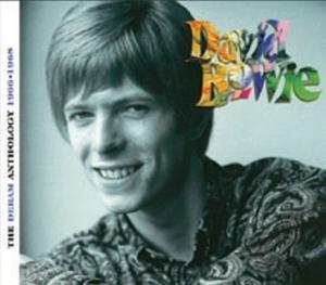Coletânea de David Bowie será lançada em agosto.