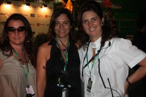Kika Gama Lobo, Balia Lebeis e Tania Otranto irão organizar fazer o Oi Fashion Rocks.