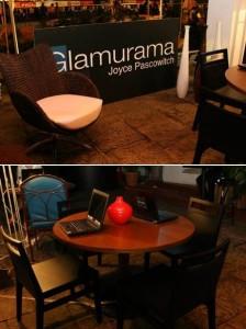 Lounge Glamurama no Athina Onassis International Horse Show.