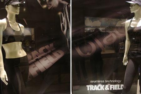 Mais um lançamento exclusivo na Track & Field: a linha Fitness Skin Black