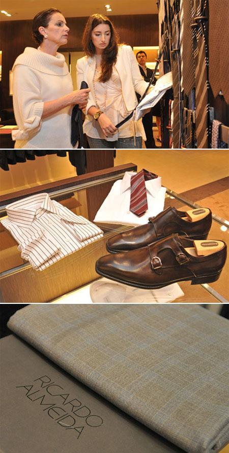 A pedido de Glamurama Chris e Carol garimparam no shopping Iguatemi produtos incríveis para o Dia dos Pais.