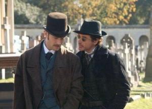 Guy Ritchie quer levar Sherlock Holmes gay aos cinemas.