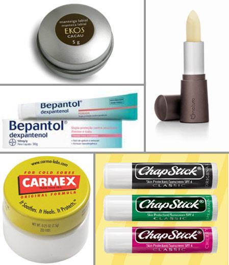 Os protetores labiais são indispensáveis o ano todo. Glamurama dá dicas sobre o assunto no Canal Beleza.
