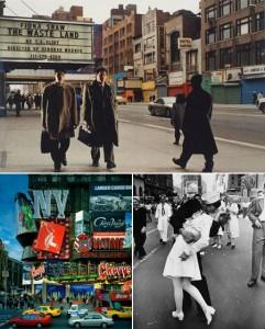 Exposição reúne fotos de Nova York