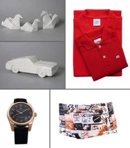 Glamurama dá mais dicas bacanas de presentes para o Dia dos Pais.
