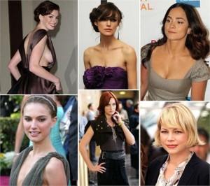 Site americano elege as melhores atrizes com menos de 30 anos. Alice Braga aparece na décima quinta posição e Anne Hathaway na primeira.