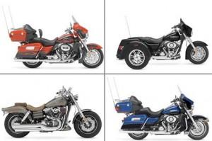 Harley-Davidson lança nova linha de motos.