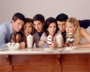 """Se depender de Lisa Kudrow, o projeto do filme de """"Friends"""" pode finalmente sair do papel."""
