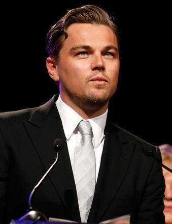 Leonardo DiCaprio: tratamento intensivo de beleza