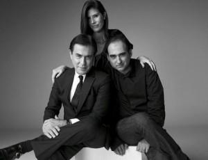 Amaury Jr., Amir Slama e a CasaModa Trade Show armam mais uma parceria exclusiva.