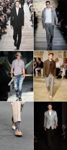 A volta do jaquetão e o worn jeans: news sobre o guarda-roupa masculino