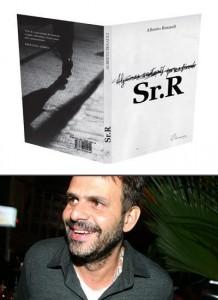 Alberto Renault lança novo livro nesta quarta-feira, na Livraria da Travessa, no Rio.