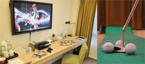 Hotel em Hong Kong tem quartos dedicados apenas para os homens