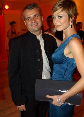 Pedro Buarque de Hollanda e Mariana Ximenes: cada um para o seu lado