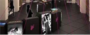 """Acontece logo mais à noite a abertura da exposição """"Fashion TV Brasil"""", com o tema """"Moda"""", no Espaço Fashion do Shopping Iguatemi."""