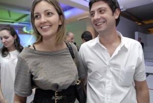 Maria Cortez e Ricardo Losso se casam em Trancoso no dia 5 de setembro.