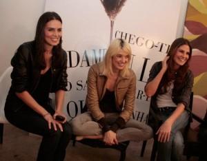 Cassia Avila, Sabrina Gasperin e Lara Gerin contam seus segredos de beleza.
