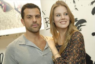 "Alexandre Birman e Johanna Stein: ""Save the Date"" para o casório"