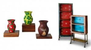 A Osklen vai realizar a venda dos móveis e peças decorativas que ambientavam as lojas.