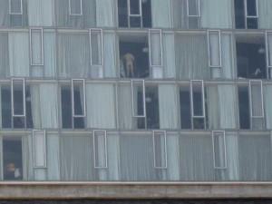 Andre Balazs faz de tudo para que seu hotel em Nova York caia no gosto dos naturistas.