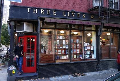 Livraria Three Lives: tradição em Greenwich Village