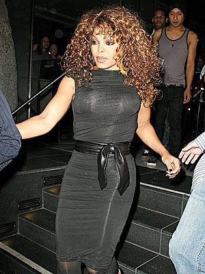 Janet Jackson: contando tudo