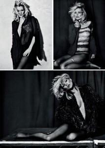 Parceria de Kate Moss com a Topshop está mais forte do que nunca.