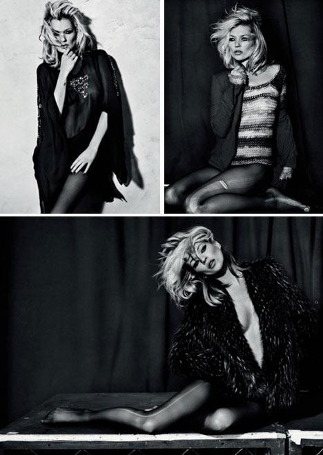 Kate Moss para Topshop: as escolhas de Glamurama