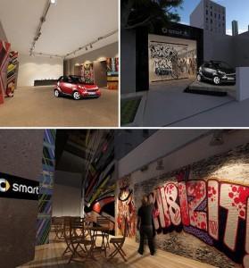 smart Urban Stage nova loja conceito nos Jardins.