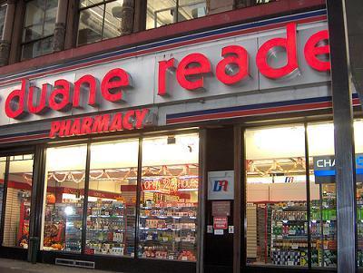 Farmácias Duane Reade: repaginada