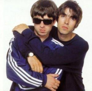 Liam e Noel Gallagher, os dois irmãos que comandam a banda inglesa Oasis, vão se separar.