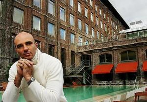 Armandinho Lara vai receber Alan Faena, dono do luxuoso hotel Faena, em Buenos Aires, para um jantar nesta noite no Gardênia Gabriel, em SP.