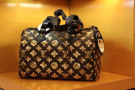 Bolsa Speed Eclipse, da Louis Vuitton, é a mais cobiçada do FNO.