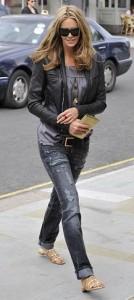 Tendência: jeans rasgados voltam com tudo.