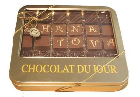 Chocolat du Jour do Shopping Iguatemi