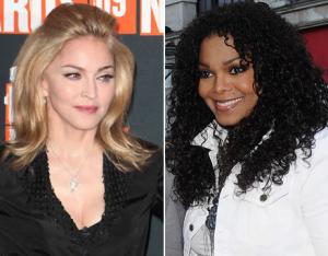 Madonna e Janet Jackson vão trabalhar juntas em uma homenagem a Michael Jackson.
