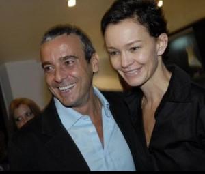 Júlia Lemmertz e Alexandre Borges estariam se separando