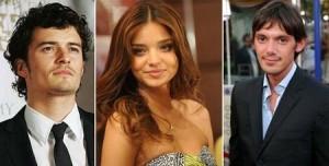 A angel da Victoria's Secret Miranda Kerr vai ter muito o que explicar para Orlando Bloom. Isso porque a top foi vista no bar do Jane Hotel, em Nova York, dançando com o ator Lukas Haas
