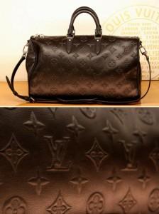 A Louis Vuitton acaba de lançar mundialmente uma linha nova para homens, a monograma Macassar.