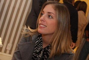 Fabiana Justus, filha de Roberto Justus, vai entrar com um projeto no mercado de moda nos próximos meses.